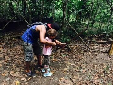 Aventura Familiar en Costa Rica.